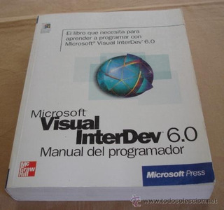 Microsoft Visual Interdev 6.0 Manual Del Programador