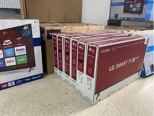 LG Smart Tv Ultra Hd 43 Pulgadas