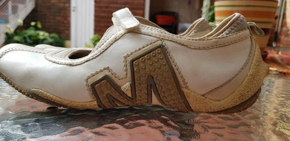 Zapato Mujer De Cuero