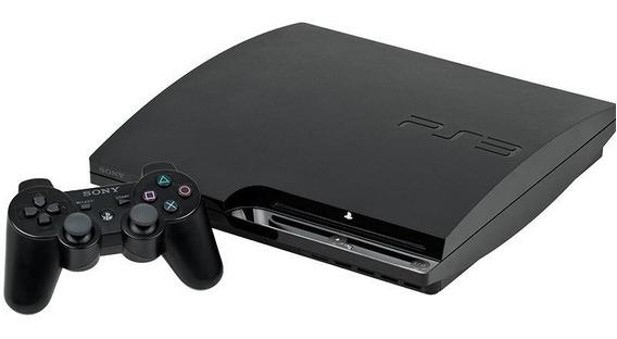 Console Playstation 3 Slim 160gb Sony Pronta Entrega