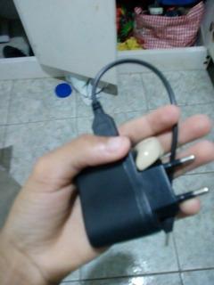 Vendo Fone Via Bluetooth Com Carregador