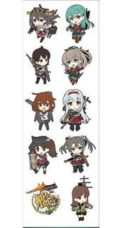 Plancha De Stickers De Anime Kantai Collection