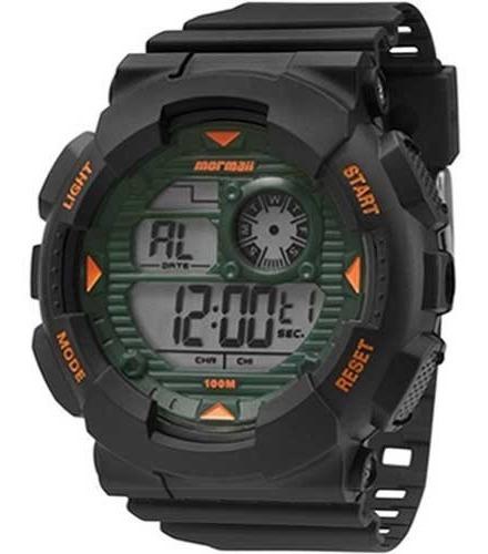 Relógio Mormaii Digital Original Mo3415/8v Esportivo + Nf