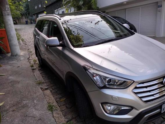 Hyundai Grand Santa Fé 3.3 7l 4wd Aut. 5p 2014