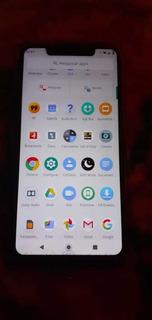 Celular Motorola One Branco4 De Ram64 Gigas De Memória
