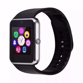 Smartwatch Relógio Bluetooth Celular Android Gt08 Preto