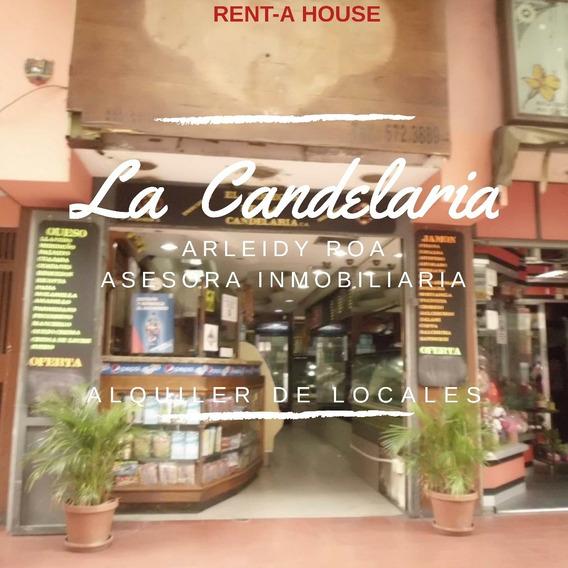 Alquiler De Local En La Candelaria 04142250913