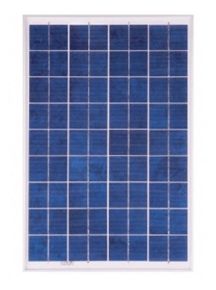 Placa Solar 20w Yingli Com Nota Fiscal E Imetro