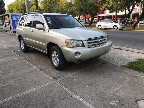 Toyota Highlander .