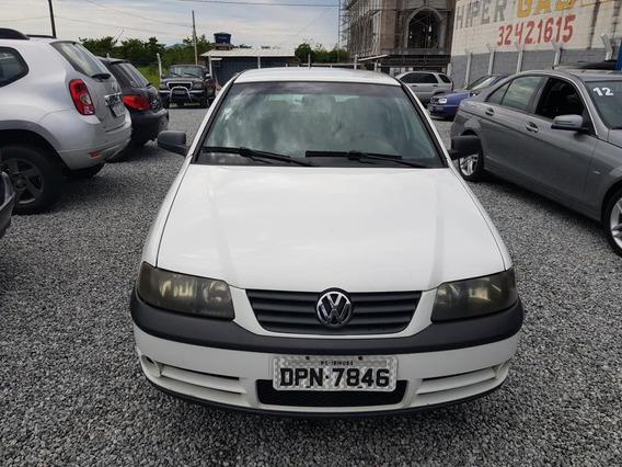 Vw - Volkswagen Gol 1.6 Mi Power Total Flex 2005 Repasse