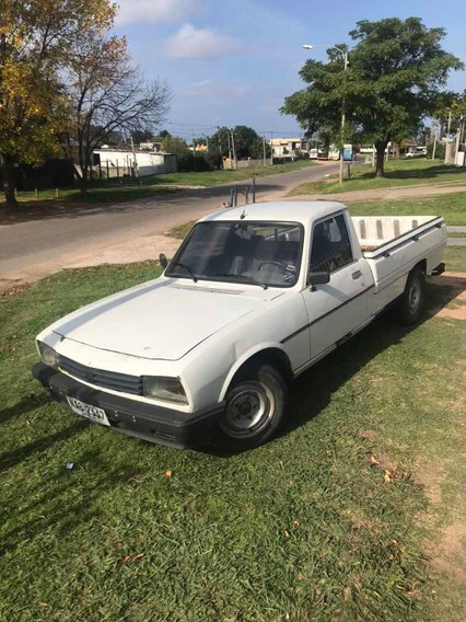 Peugeot 504 1989 2.0 Pick Up Gd
