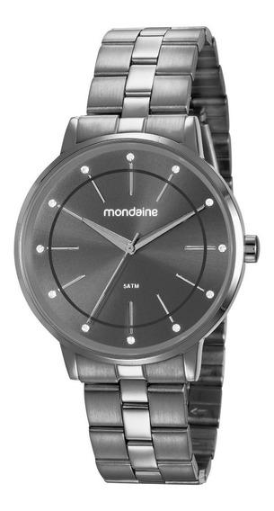 Relógio Mondaine Feminino 53749lpmvse3 Preto