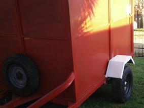 Trailer Batan Para Camionetas,utilitarios