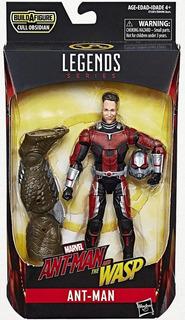 Marvel Legends - Antman - Baf Obsidian - 100% Original
