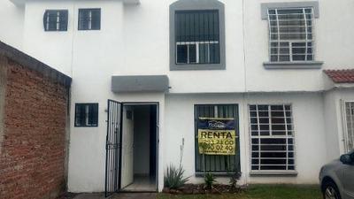 Casa En Renta Brisas Del Lago León Gto Recámara Planta Baja