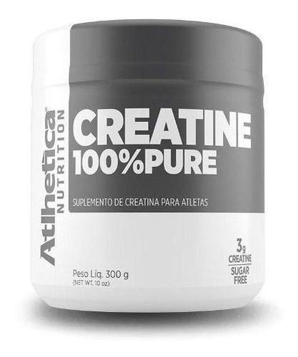 Creatine 100%pure Atlhetica Nutrition