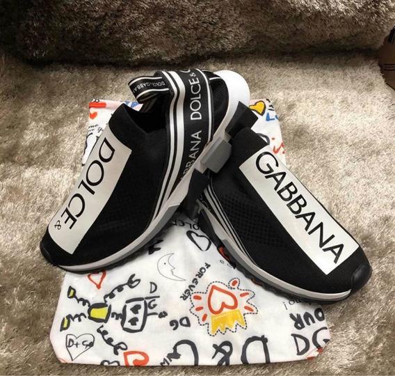 Tênis Doce Gabbana Linha Premium