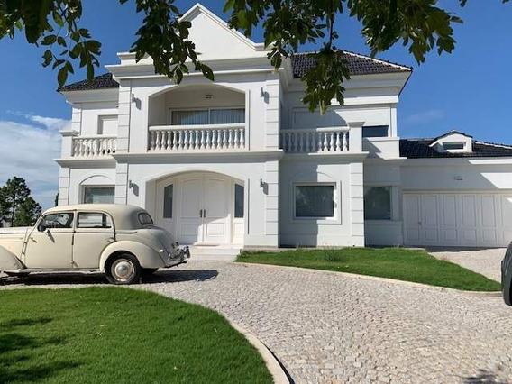 Casa En Venta 3 Dormitorios Country Cañuelas Golf