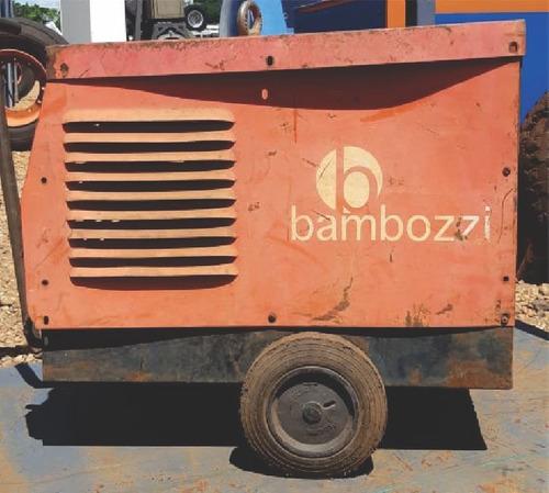 Maquina De Solda Bambozzi Piccola 405 Dc - 2702