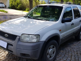 Ford Escape 2.0 Xls 4x4