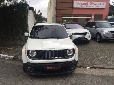 Jeep Renegade Longitude Flex ( 2017/2018 ) R$ 70.999,99