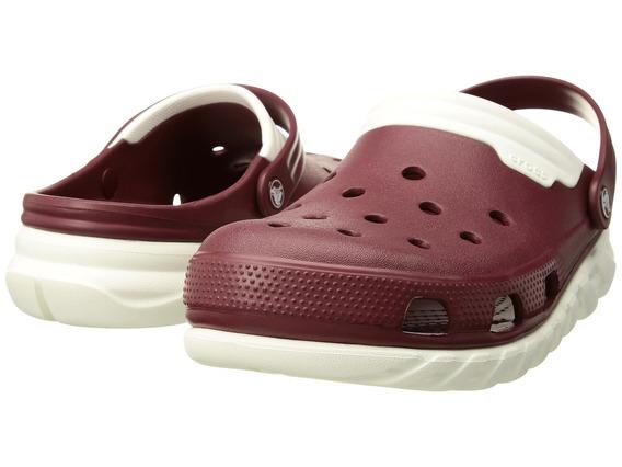 Sandalias Hombre Crocs Duet Max Clog
