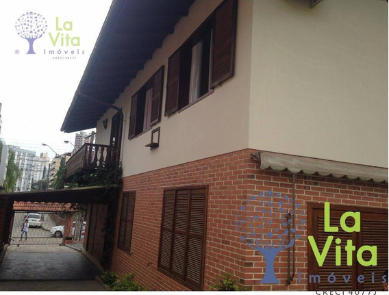 Casa Comercial Para Locação, Ponta Aguda, Blumenau. - Ca0085