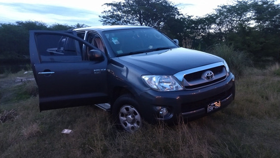 Toyota Hilux Dx C.d. 2.5 4x2 Pax