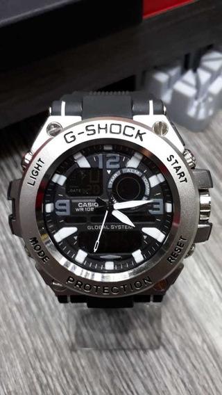 G-shock Casio Caixa De Metal Prova D,água