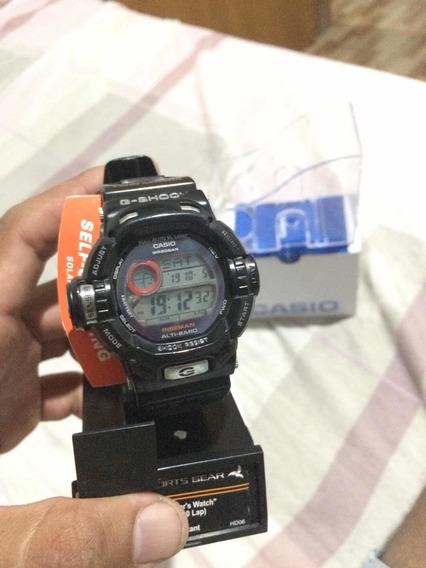 Relógio Casio -g-shock Resiman Solar