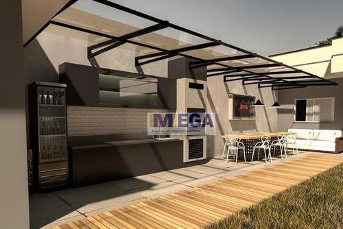 Casa Com 3 Dormitórios À Venda, 116 M² - Loteamento Nova Espírito Santo - Valinhos/sp - Ca2223