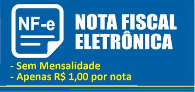 Emissor De Nota Fiscal Eletrônica. Apensa R$ 1,00 Por Nota.
