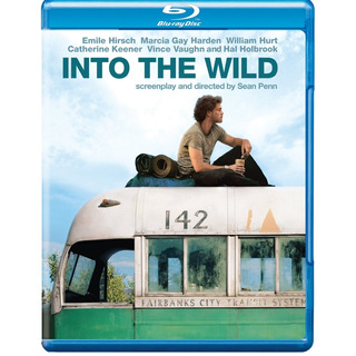 Pelicula Into The Wild Sean Penn Eddie Vedder Bluray Import