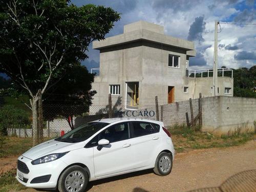 Terreno À Venda, 1125 M² Por R$ 215.000,00 - Chácaras Fernão Dias - Atibaia/sp - Te0959