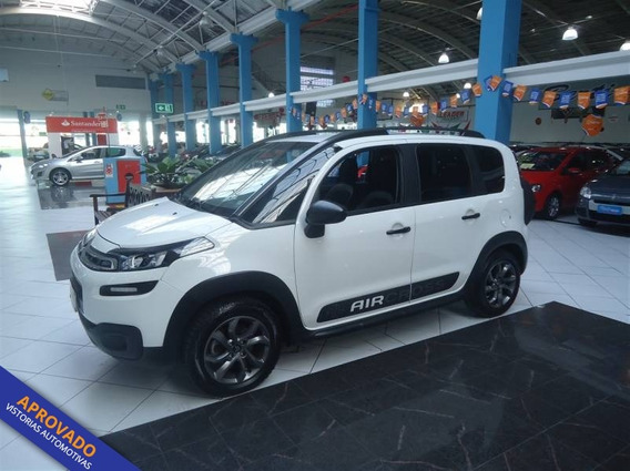 Citroen Aircross Feel 1.6 4p Flex Automatico