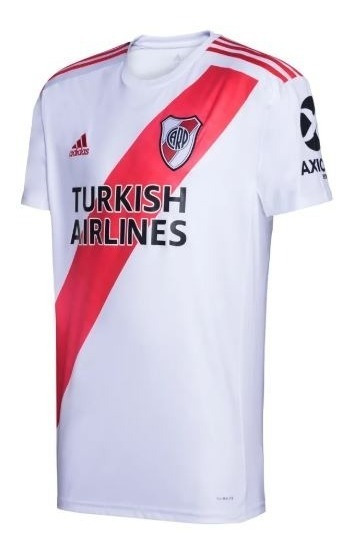 Camiseta River Plate Titular 2019/2020 Oficial Axion Turkish
