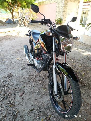 Honda Fan Cg 160