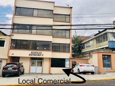 Local Comercial 120m2 Av.mariana De Jesus Y America
