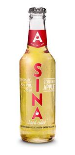 Sidra Sina Hard Cider Maçã 275ml