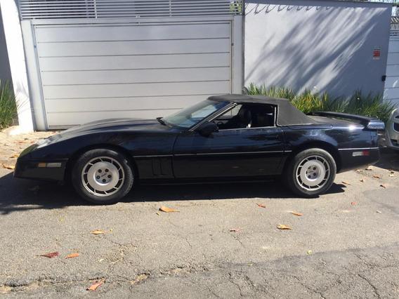 Corvette Conversivel 1986 Edição Pace Car Indianapolis