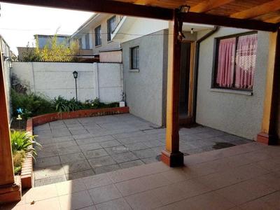 Casa Remodelada, 147m2, Tres Poniente / Alessandri, Maipu