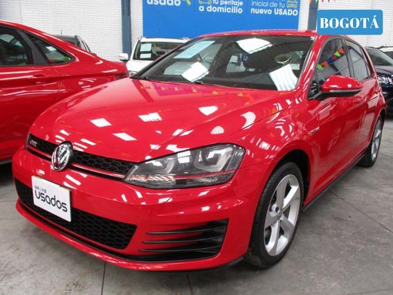 Volkswagen Golf Gti Cara Nueva 2.0 Aut Ijx044