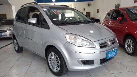 Fiat Idea Essence 1.6 16v 2015 / 2016