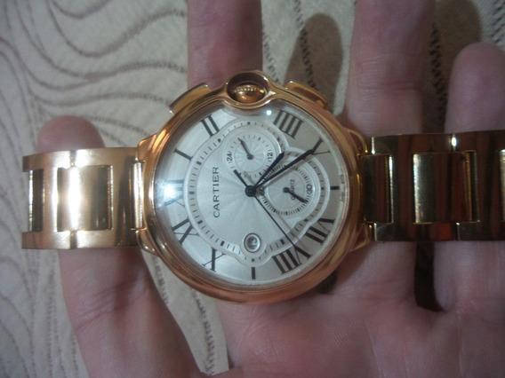 Relógio Cartier Ballon Bleu Chronographo