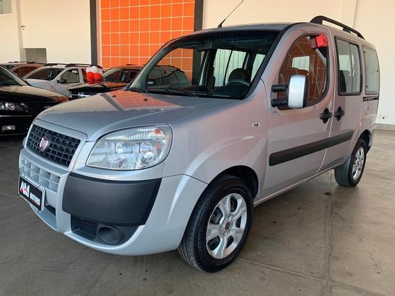 Fiat Doblo 2016 1.8 16v Essence Flex 5p 1° Dono 55.000 Km