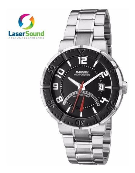 Relógio Magnum Masculino Ma31382t C/garantia E Nf