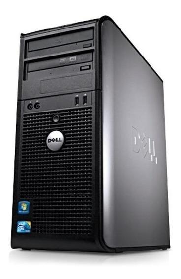 Cpu Dell Optiplex 755 Core 2 Duo 2gb Hd160 Win 7 Pro