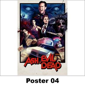 Poster/adesivo Série 30x40 Ash Vs. Evil Dead (04)