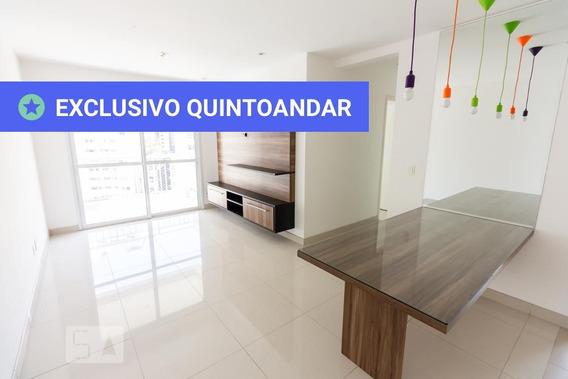 Apartamento No 9º Andar Com 2 Dormitórios E 1 Garagem - Id: 892976424 - 276424