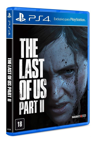 The Last Of Us Part Ii 2 Ps4 2 - Português Dublado
